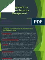 Human Rsource Planning