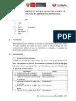 Plan de Mantenimiento de Equipos de Aip y Crt - 2019