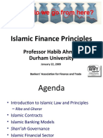 (2) Islamic Finance Principles