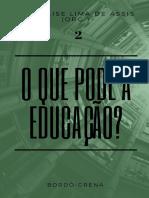 Livro - O que pode a educação 2.pdf