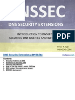 DNSSEC - Domain Name System Security Extensions