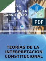3  DerCons - Interpretacion Constitucional