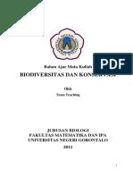 BAHAN AJAR BIODIVERSITAS dan KONSERVASI.docx