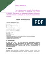 03 Informe Psicopedagógico
