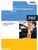 Automotive Workshop Safety