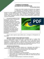 Texto Atividade - Comércio Exterior; Planejamento de Exportação