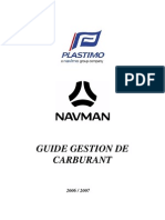 Guide Gestion Carburant