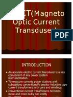 MOCT(Magneto Optic Current Transformer) (1)