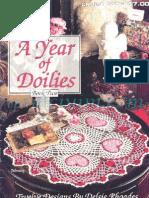 LA-A Year Of Doilies Bk1