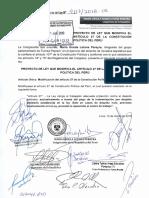Fuerza Popular propone eliminar protección contra el despido arbitrario ( PL-4118-2019)