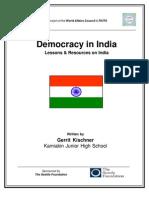 Democracy in India
