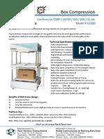 Box Compression Tester - U1000