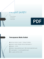 pendahuluan patient safety cc