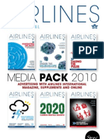 Airlines International Mediapack Oct09