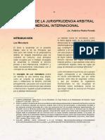 05 - Principios Jurisprudencia Arbitral