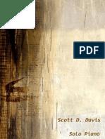 Scott D. Davis - Solo Piano