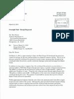 Alabama Power letter to ADEM 3-28-19