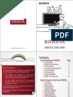 BRAVIA Service Care Guide