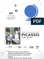 Picasso en Montevideo