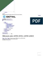 OCTAL_Preguntas Frecuentes_ ASTM A53 B vs ASTM A106 B