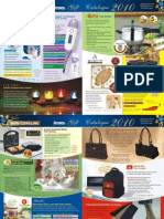 Gift Catalogue 2010
