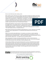 flex document