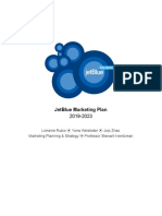 JetBlue Marketing Plan FINAL