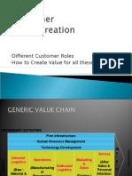 Customer Value Creation 97
