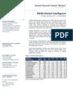 MENA Market Intelligence