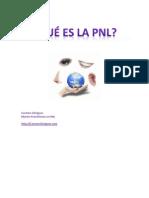 Qué es la PNL