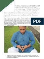Aqualight Meditation