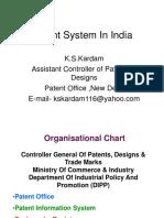 Patent practice in India presentation