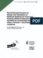 API RP 14F - 1999.pdf
