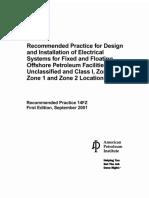 API RP 14FZ - 2001.pdf