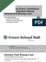 Studi Obyek Karya Arsitektur dg Kajian Tatanan Massa.pptx
