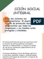 Protección Social Integral Sena