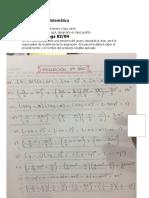 Actividad de Matemática - 2do Año