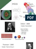 Modelos Atômicos - Cursinho Beraldo 2015