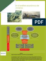 Analisis Económico de Proyectos Mineros