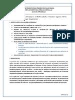Guia #16 Analizar los resultados Contables.docx