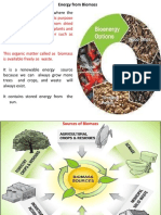 2. Energy From Biomass