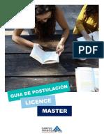 Guide Postulation