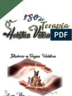 Apresentação Introdução a Terapia Holistica Veterinaria - Intro