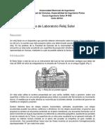 Guía de Laboratorio N°1 Reloj Solar v1 .docx