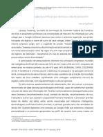 Deep Learning a Inteligência Artificial Que Domina a Vida Do Século XXI-Revista Digital de Tecnologias Cognitivas-PUC-SP
