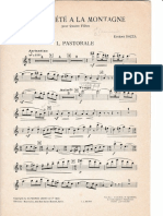 Bozza flute quartet
