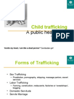 Azra Kacapor - Child Trafficking, Global Health Council, January 8 08