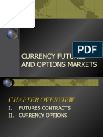 Market- Currency Futures and Options