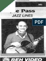 Guitar - Joe Pass - Jazz Lines (REH Video Booklet)