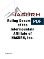 IACURH Ruling Documents10.10